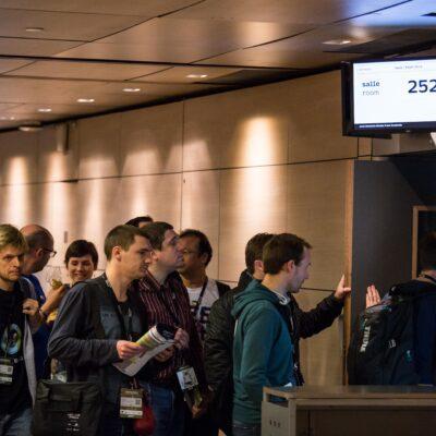 Participants à Devoxx France