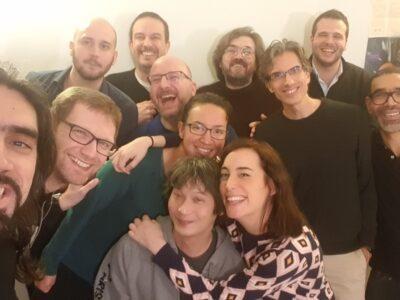 L'équipe de sélection du programme 2020